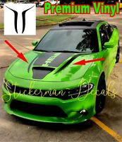 Dodge Charger Power Bulge Spears Decals Scat Pack SRT 392 SRT Daytona 2015-2019