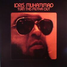 "IDRIS MUHAMMAD  ""TURN THIS MUTHA OUT""  KILLER FUNK CD"