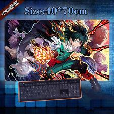 Anime My Hero Academia Pad Play Mousepad Oversize Mouse GAME Mat Mousepad #10