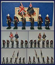 King & Country Glossy Royal Marine Color Guard  **K&C/8540.2**