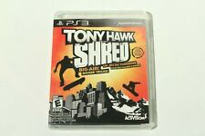 Tony Hawk: Shred (PS3 / PlayStation 3) Board Controller Required