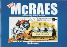 ** Official Colin McRae Jim Bamber Book - Last of the remaining stock **