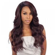 FreeTress Equal Brazilian Natural Deep Invisible L Part Lace Front Wig – DANITY