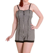 Cotton Blend Strappy, Spaghetti Strap Jumpsuits & Playsuits for Women