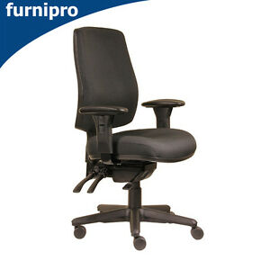 ErgoSelect Spark Office Chair Premium Ergonomic Chair with Lumbar Support