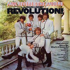 PAUL & THE RAIDERS REVERE - REVOLUTION!  CD NEU