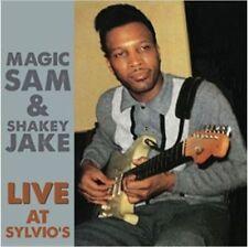 "New ""Live At Sylvio's"" by Magic Sam & Shakey Jake [CD Floating World 2013]"