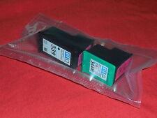 CARTUCCE ORIGINALI HP 1x HP 339 BLACK c8767e + 1x HP 344 color c9363e NUOVO