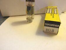 Sylvania  8KA8  Electronic Vaccum Tubes  New- Old Stock  FREE SHIPPING