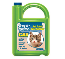 Simple Green Cat Stain & Odor Remover - Enzyme Cleaner for Cat Urine, Feces New