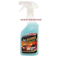 Fast Cleaner Lavaggio Auto a Secco Pulizia Esterni e Carrozzeria MA FRA 500ml