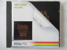 Donna Summer - Walk Away - CD