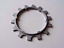 *NOS Vintage 1980s Campagnolo DE14 Aluminium 14t Italian freewheel cassette Cog*