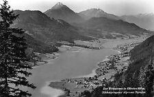 B70196 Der Weissensee in karten austria