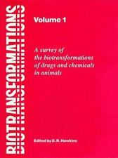 Biotransformations: A Survey of the Biotransformations of Drugs and Chemicals in