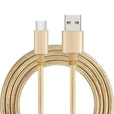 Gold Aluminium USB Type -C 3.1 Sync Charger Cable For Microsoft Lumia 950 XL 950