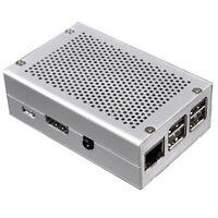 Aluminum Case Metal Box Shell for Raspberry Pi 3 B   ZJP