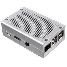 Aluminum Case Metal Box Shell for Raspberry Pi 3 B UK