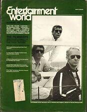 NOV 7 1969 ENTERTAINMENT WORLD vintage movie magazine - AARON SPELLING