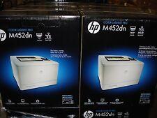 BRAND NEW HP Color LaserJet Pro M452dn Printer  CF389A