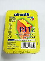 CARTUCCIA PJ12 OLIVETTI B0444 COLORE OLIVETTI JP 90/90PLUS OMAD-JET100/200 NUOVO