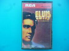 "ELVIS PRESLEY  "" ELVIS IN DEMAND ""  CASSETTE"