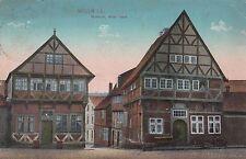 Mölln AK 1914 Museum und Altes Haus Schleswig-Holstein 1706074
