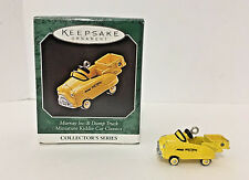 Hallmark Keepsake 1953 Murray Inc Dump Truck Kiddie Car Classics Ornament 1998