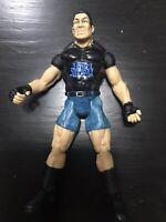 KEN SHAMROCK WWF Jakks Titan Tron Live Figure  WWE WCW ECW AEW NXT Wrestling