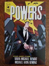 Powers (2000) #1 - Very Fine - Bendis