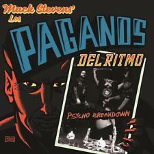 CD MACK STEVENS & LOS PAGANOS DEL RITMO - PSYCHO BREAKDOWN - USA Rockabillly !
