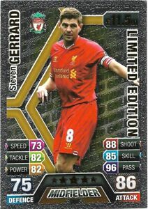 Match attax 14//15 jelavic Hull City Card n ° 126 ENVOI GRATUIT