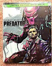 Blu Ray - Steelbook - Predator - Brand New & Sealed