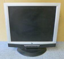 """Difusion P176 F176 17"""" Silver & Black LCD TFT Flat Screen Monitor VGA"""