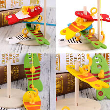 New listing Creative Fishing Game Toys Digital Wooden Gifts Colorful Baby Montessori Toys Oo