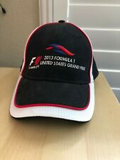 Formula 1   2013 - United States Grand Prix Hat  *New with tags*