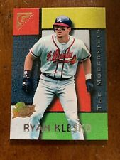 1996 Topps Gallery Players Private Issue Baseball Card #110 Ryan Klesko /999