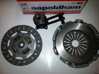 FORD FOCUS MK2 + C-MAX 1.4 1.6 PETROL 2004-2011 CLUTCH KIT + CSC CYLINDER
