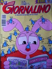 Giornalino n°45 1999 Pinky Gli Aristocratici Sturmtruppen  [G.287]