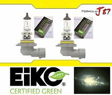 Eiko Precision 9006 HB4 55W LL Long Life Two Bulbs Head Light Replace Upgrade OE