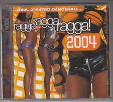 RAGGA RAGGA RAGGA 2004 - various artists CD