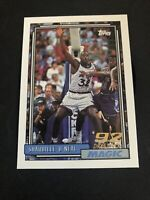 Shaquille O'Neal, Shaq Rookie 1992-93 Topps 362 RC HOF Magic Near Mint