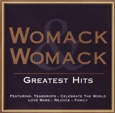 Womack & Womack ‎CD Greatest Hits - Europe (M/M)