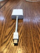 Apple Adapter A1307 - Mini Display Port to VGA - MB572Z/B Ships N 24hrs