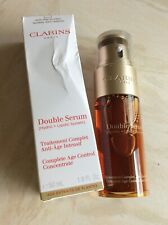 Clarins Double Serum [Hydric + Lipidic System] Complete Age Control Conc 50ml