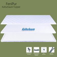 Kaltschaum Topper Fenipur Komfort Matratzenauflage 100x200cm