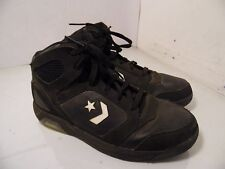 Converse EVO Black Hi Top Boys Size 5.5