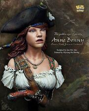 Nuts Planet 200mm Bust - Anne Bonny Model - 38856