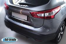 Edelstahl Ladekantenschutz V2A Chrom für Nissan Qashqai   J11    2013 - 2017