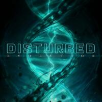 DISTURBED - EVOLUTION  Limited Hardcover Book Edition  CD NEW